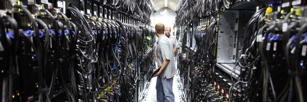 Data Center Cabling Trends