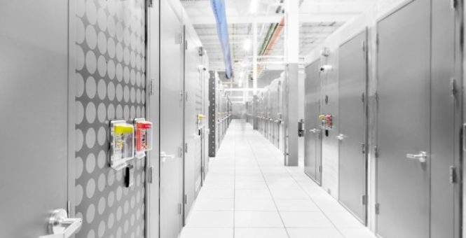 Case Study: Tech Data Center Project