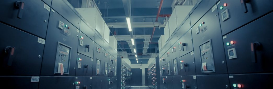 Growth Of Data Centers
